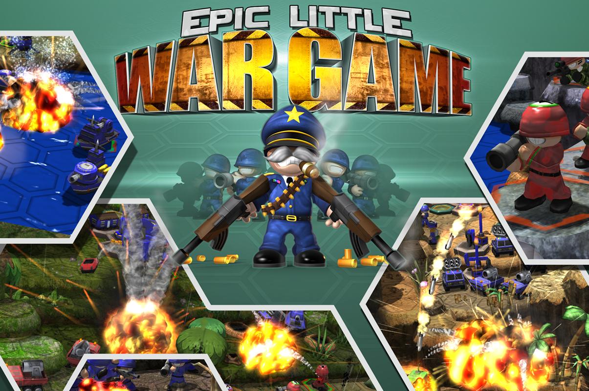 Epic Little War Game screenshot #11