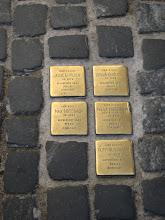 Photo: A Jewish memorial in Regensburg.