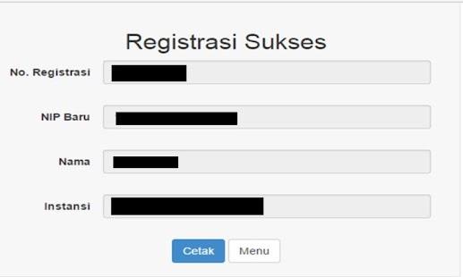 1 e-PUPNS Terbaru App screenshot