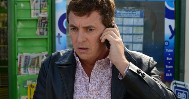 Shane Richie hints at permanent EastEnders return