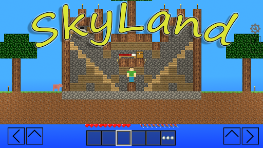 SkyLand screenshot