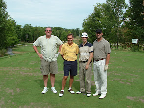 Photo: Patrick Riordan, Chris Healey, Robert Lefebvre, Dave McLatchy