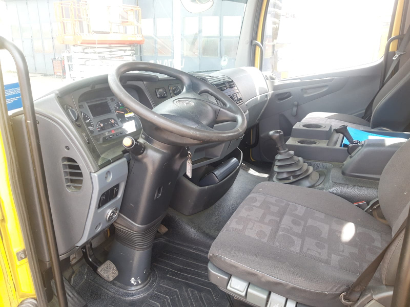 Picture of a PALFINGER WT 170 / DAIMLER ATEGO 816