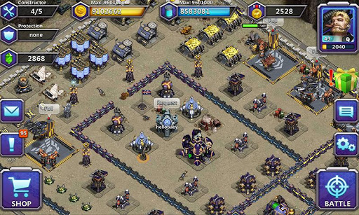 Counter Shot Screenshot