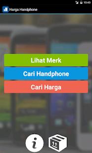 Harga Handphone- screenshot thumbnail