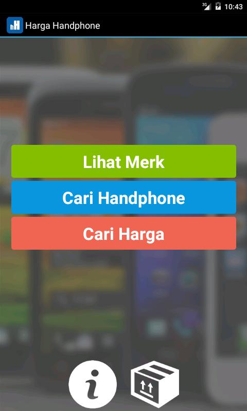 Harga Handphone- screenshot