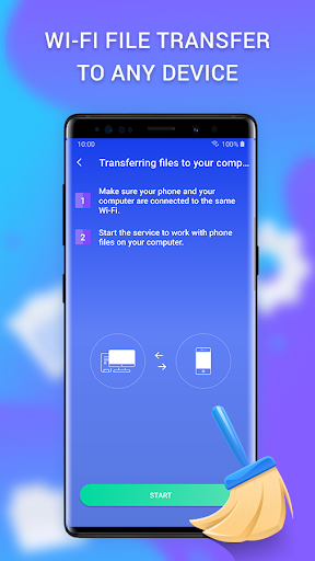 Cleaner - clean the phone, memory, cache & booster 1.2.7 screenshots 7