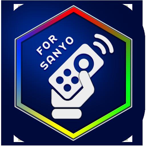 Control remoto TV Sanyo