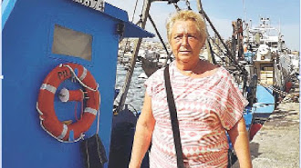 La primera mujer armadora de barcos.