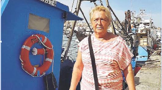 """""""Los barcos somos la aspiradora del mar, no lo destrozamos, lo limpiamos"""""""