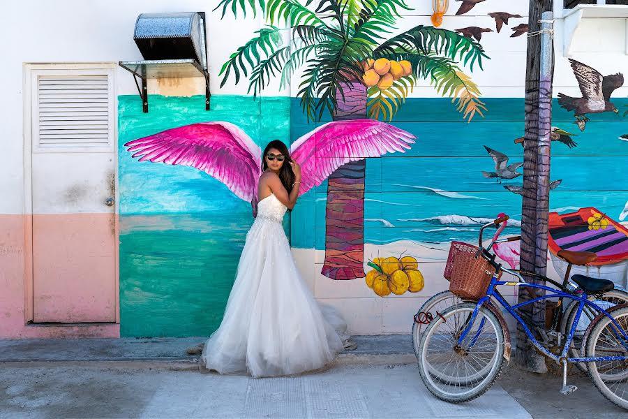 Wedding photographer Gustavo Liceaga (GustavoLiceaga). Photo of 20.09.2019