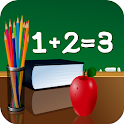 Cool Math Games For Kids icon