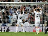Le Real Madrid aussi perd des plumes