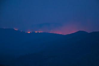 Photo: Ridge fire