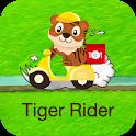 Tiger Rider Delivery icon