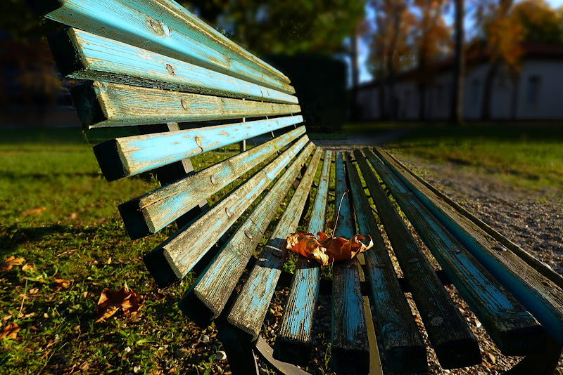 Tempi d'attesa di natalia_bondarenko
