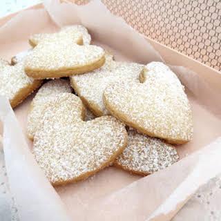 Shortbread Biscuits.
