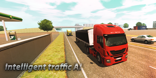 Truck Simulator : Europe 1 screenshots 2