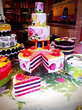 Photo: Fabric Cakes