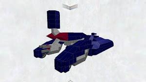 AI搭載水陸両用戦機ピューパ