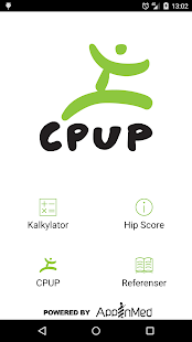 CPUP Hip Score- screenshot thumbnail