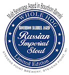 Whole Hog Bourbon Barrel Aged Russian Imperial Stout