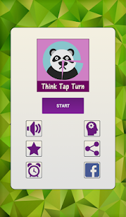 Think Tap Turn - Brain Game Screenshot