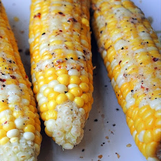 Spiced Up Corn on the Cob