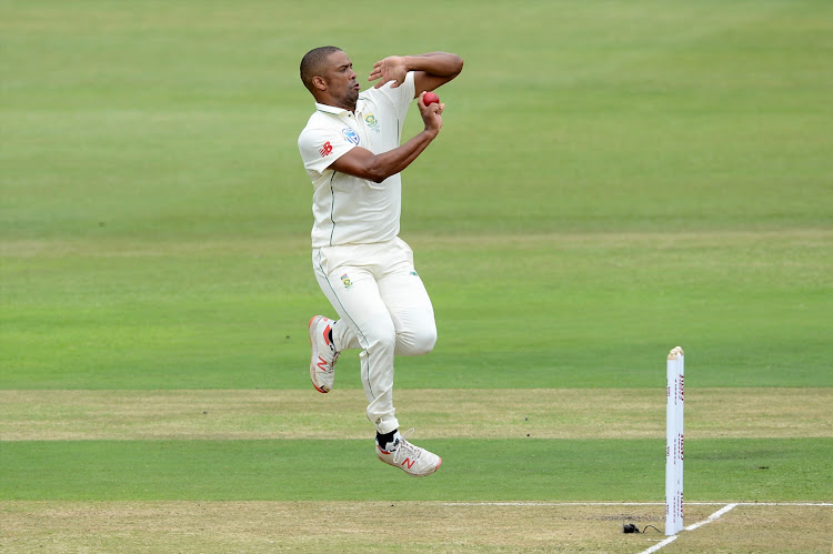 Hamstring Injury Rules Philander Out Of Sa S Must Win Second