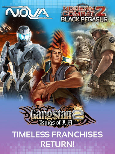 Gameloft Classics: 20 Years screenshot 14