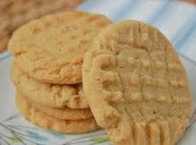 Starb_ck's Peanut Butter Cookies Recipe