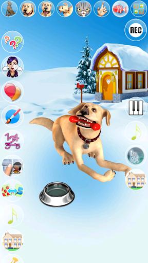 Talking John Dog Frozen City screenshots 3