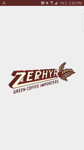 Zephyr Green Coffee