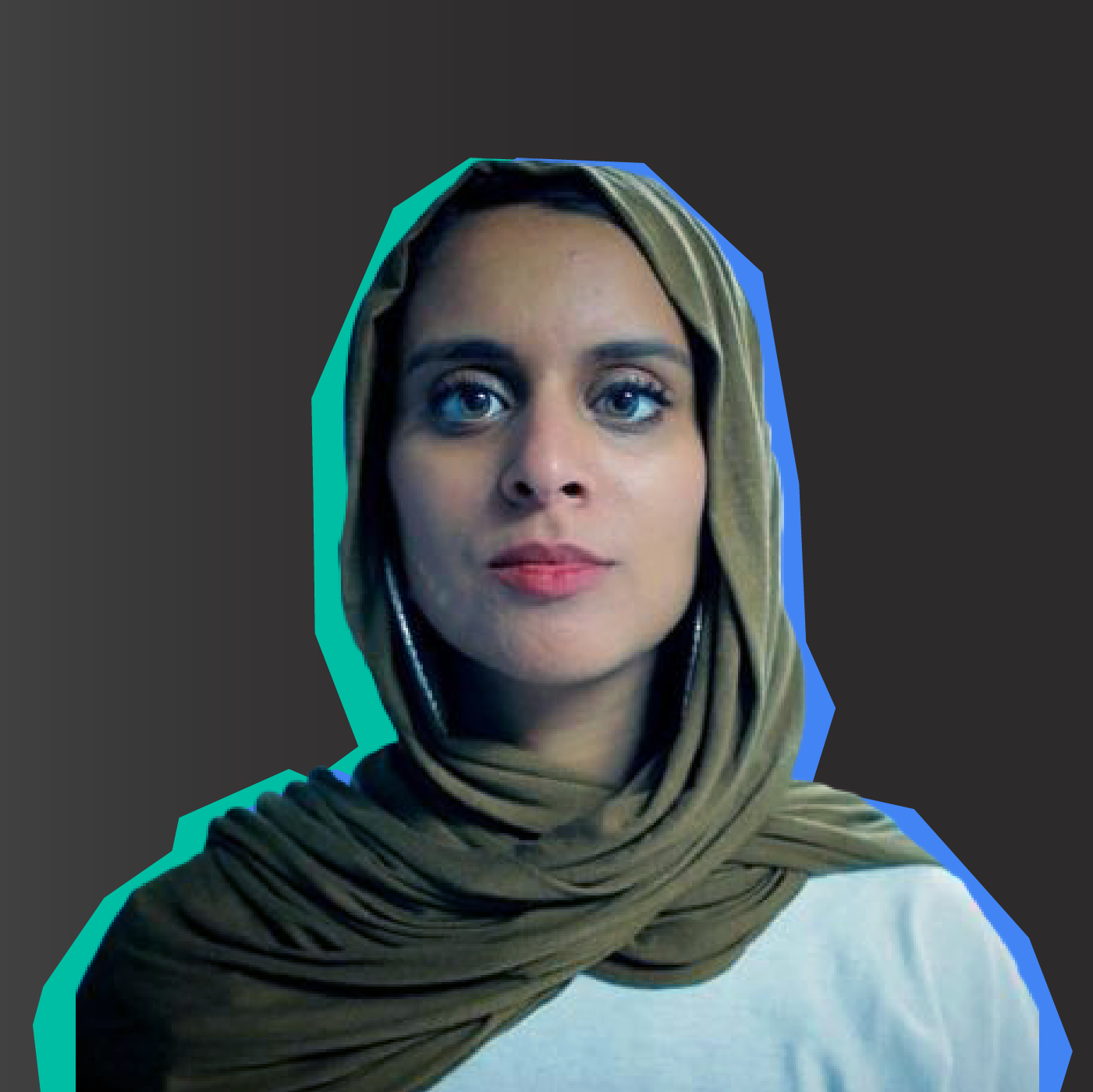 Rana Abdelhamid, the host of Women Techmakers' and Google for Startup's newest podcast: Founded