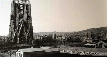 Photo: La Sagrada Familia