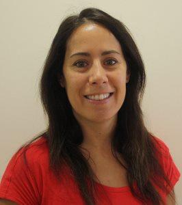 Irene Fraile. Fisioterapeuta. Cies Fisioterapia.