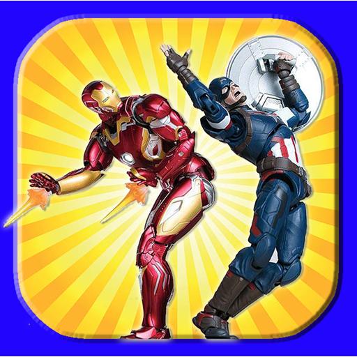 Mavel Hero Funs Games