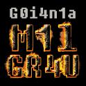 Goiania Mil Grau Stickers icon