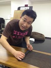 Photo: 寿司屋の修行中じゃねぇですぜ! これでも稽古中ですぜ!5/13