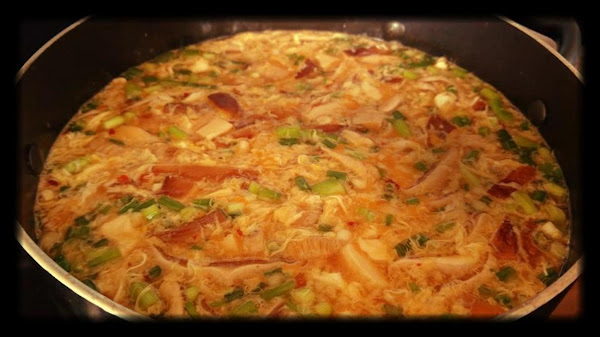 Fast And Easy Hot And Sour Soup Recipe