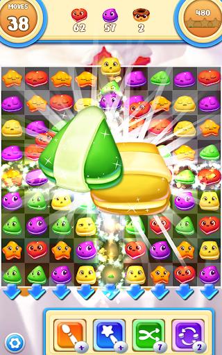 Macaron Pop : Sweet Match3 Puzzle android2mod screenshots 16