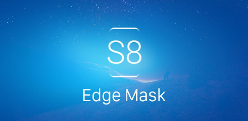 Edge Mask like S8 app (apk) free download for Android/PC/Windows screenshot