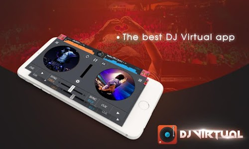 DJ Mixer Player with My Music 1 7 3 + (AdFree) APK for Android