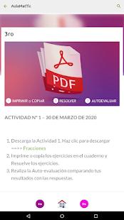 Download Aulamattic For PC Windows and Mac apk screenshot 2