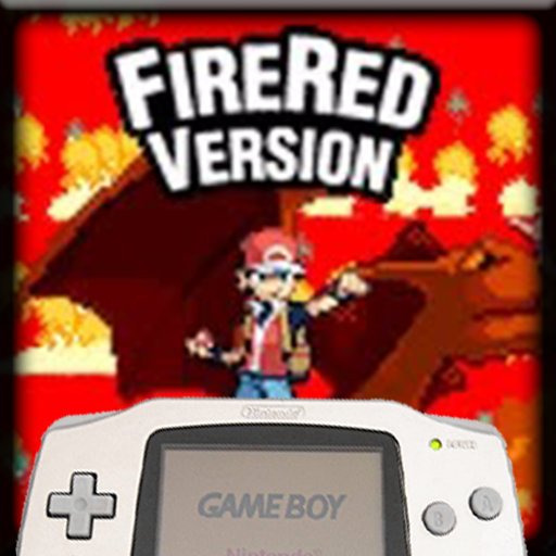 Fire Red Version G.B.A