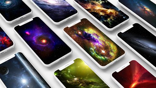 Galaxy Wallpaper 1.0 screenshots 1