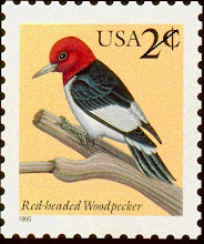 Photo: One of the many birds memorialized on a U.S stamp