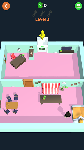 Cheater Escape android2mod screenshots 2