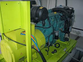 Photo: Generator Volvo 109 kva, Brenntag, Chiajna