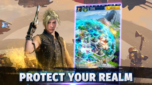 Final Fantasy XV: A New Empire apkpoly screenshots 14